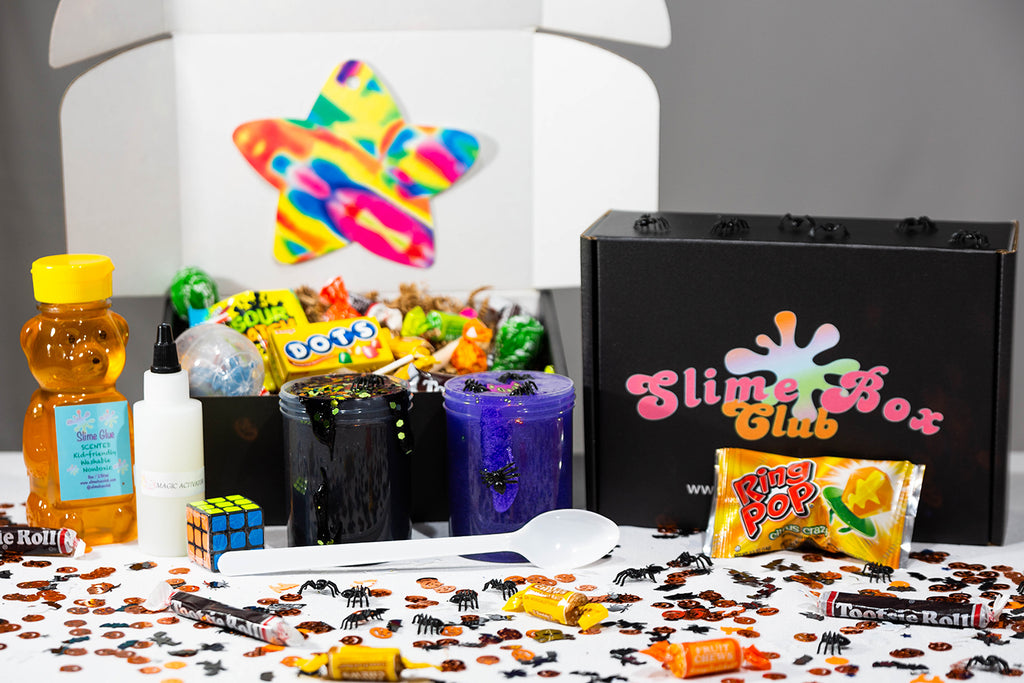 Slime Box Club Monthly Subscription