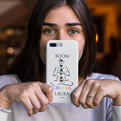 Boom Chakra Lacka iPhone Case Phone Case wc-fulfillment