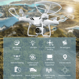 'See The Bigger Picture' Drone With Camera Electronics SoulOnSoul White 5MP camera