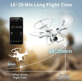 'See The Bigger Picture' Drone With Camera Electronics SoulOnSoul