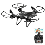 'See The Bigger Picture' Drone With Camera Electronics SoulOnSoul Black 5MP camera
