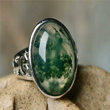 green jade ring soulonsoul store