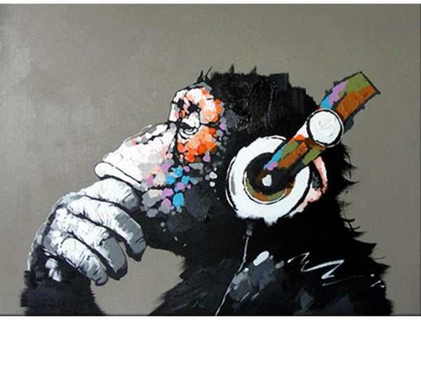 DIY Painting By Numbers - Cool Chimp Home & Garden SoulOnSoul