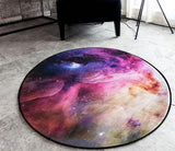 Outer Space Cosmic Rug Home & Garden SoulOnSoul 05 60cmx60cm