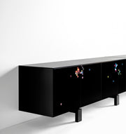 Pixel All Black Dreams Cabinet