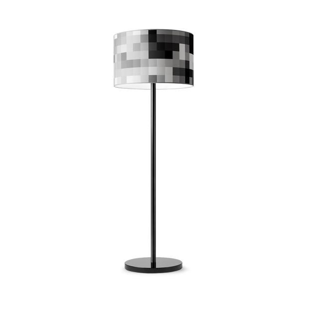 Pixel Luna Floor Lamp