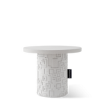 INCA SIDE TABLE WHITE
