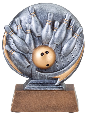 MX513 Motion Xtreme Bowling Resin Trophy
