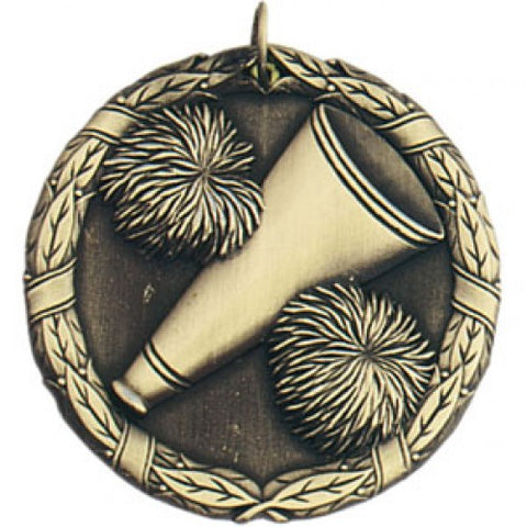 "XR-226 Cheer Medal 2"" with Ribbon"