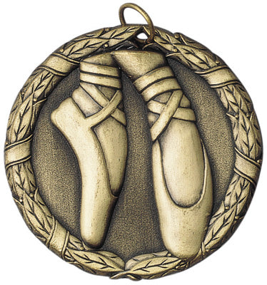 "XR-248 Dance Medal 2"" with Ribbon"