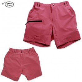 TRUEFLIES Men's Shorts - Coral