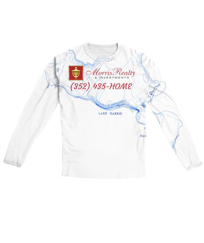 Morris Realty Fishing Jersey Sublimation Long Sleeve