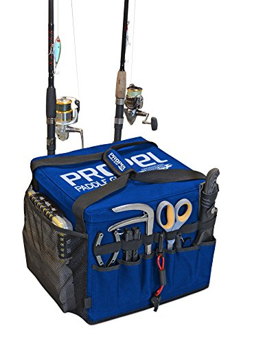 Shoreline Marine Propel Ultimate Kayak Bag, Blue