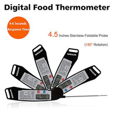 GDEALER - Instant Read Thermometer