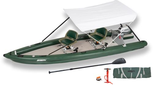 FishSkiff 16' Boat Package - 5hp Honda 4-Stroke