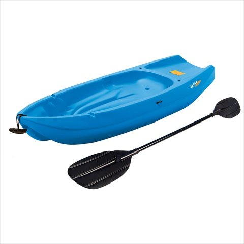 Lifetime Youth Wave Kayak, Blue, 6'