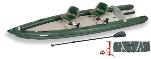 16' Fishing Boat Package