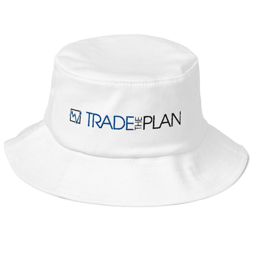 TradeThePlan Old School Bucket Hat