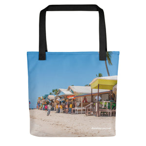 Beach Market Tote bag