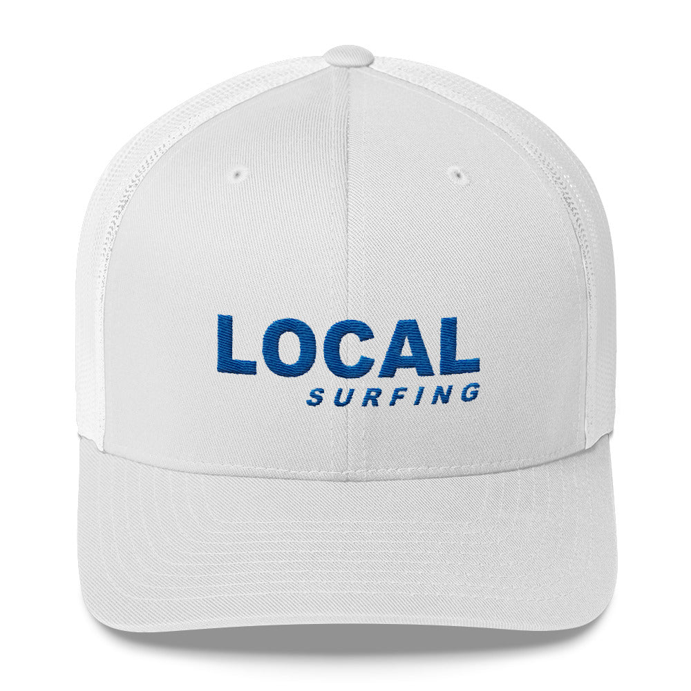 Local Surfing Trucker Cap