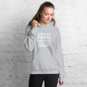 London Paris Kentucky Hoodie