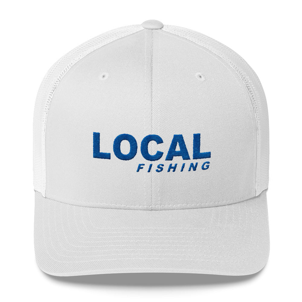 Local Fishing Trucker Hat