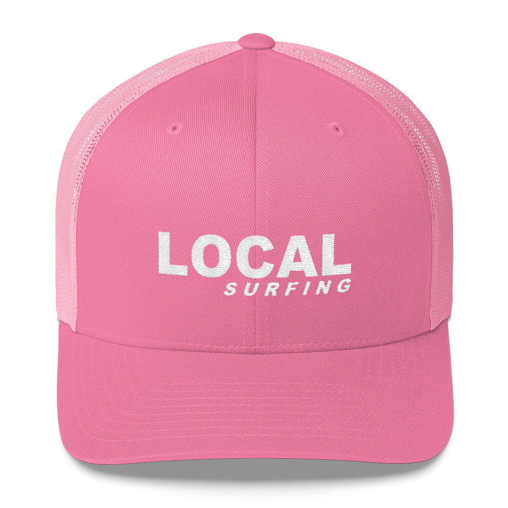 Local Surfing Trucker Hat