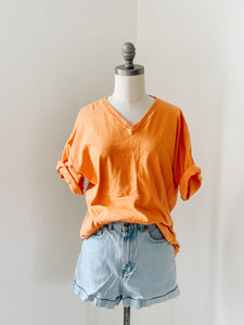 ORANGESICLE <BR> CHIC TEE