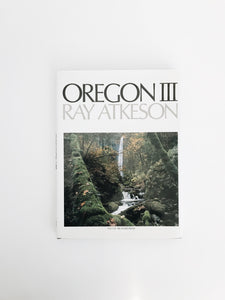 arlee park vintage oregon coffee table book