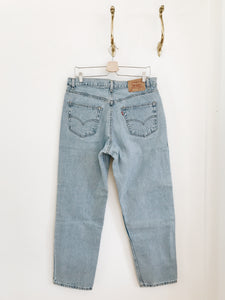 arlee park vintage levi strauss levi's jeans denim high waisted