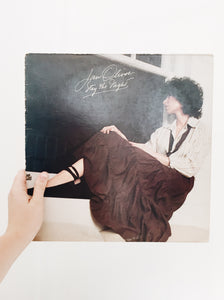 arlee park vintage jane olivor stay the night vinyl record 1978