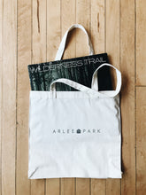 arlee park tote bag reusable grocery shopping vintage zerowaste sustainable ecofriendly