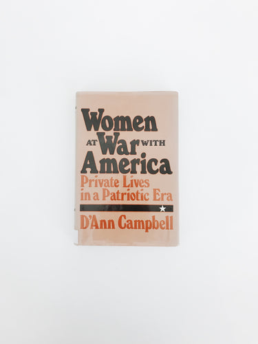 vintage library women in world war ii d ann campbell