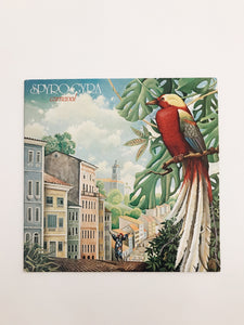 arlee park vintage 'spyro gyra: carnaval' record released in 1980 by mca records