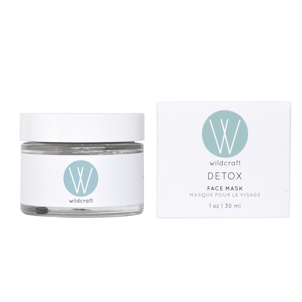 Masque Visage DETOX - Wildcraft