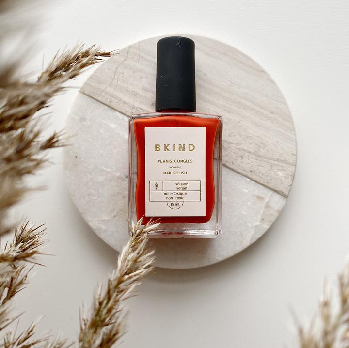 Vernis à ongles Fire — Bkind