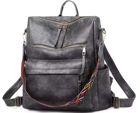 Guitar Strap Backpack