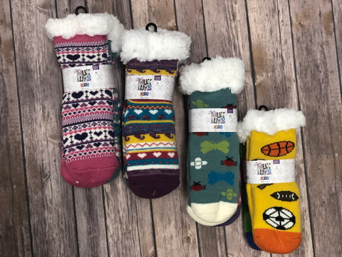 Kids Cabin Socks - 2 Pack