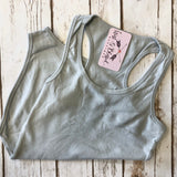 Racer Back Tank Body Suit