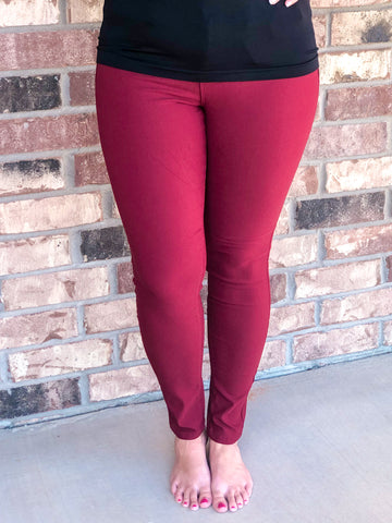 Colored Super Stretch Skinny Jeggings
