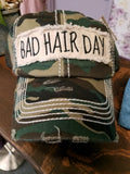 "C.C. Vintage ""Bad Hair Day"" Cap"