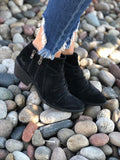 "Blowfish ""Wander"" Black Bootie"
