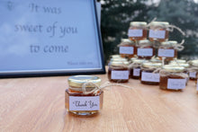 Lavender Guest Gifts - Lavender Honey Minies - Set of 24 - Lavender Wedding Co