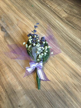 Mother's Corsage - Elegant, Rich Color, Beautiful - Lavender Wedding Co