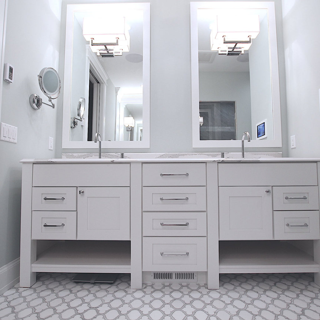 Marrakech_Arabesque_Thassos_White_Carrara_Marble_Waterjet_Mosaic_Tile_Buys_Bathroom_Floor_03