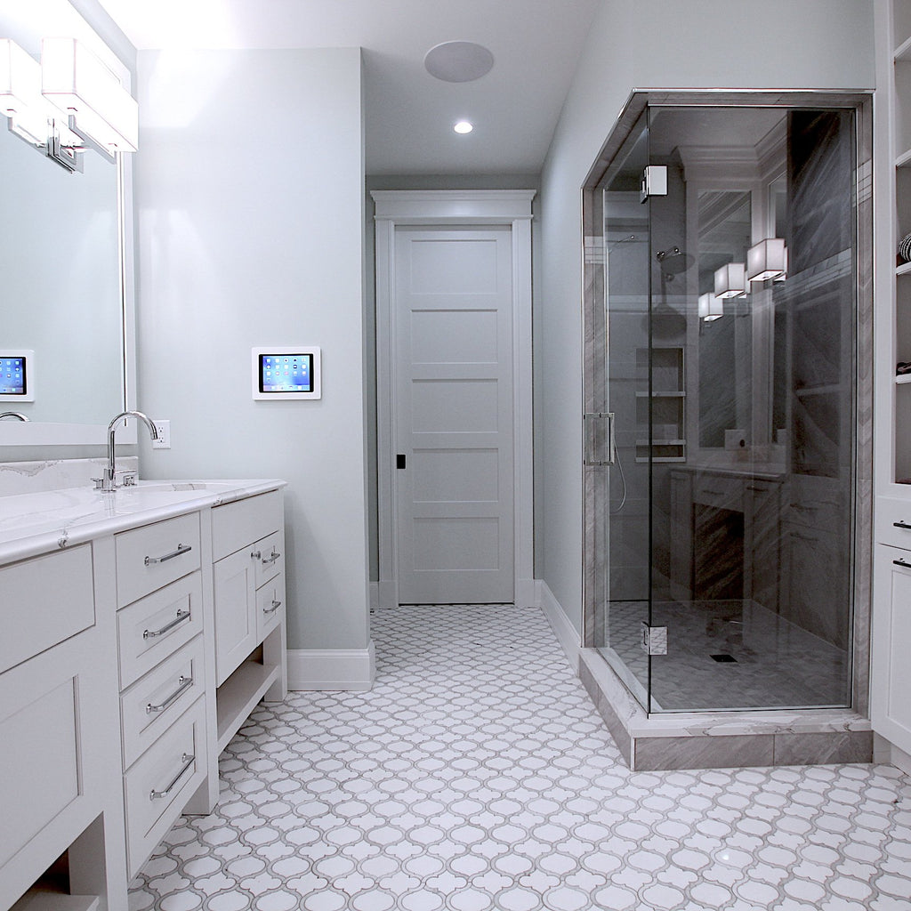 Marrakech_Arabesque_Thassos_White_Carrara_Marble_Waterjet_Mosaic_Tile_Buys_Bathroom_Floor_02