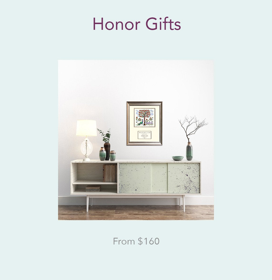 Honor Gifts