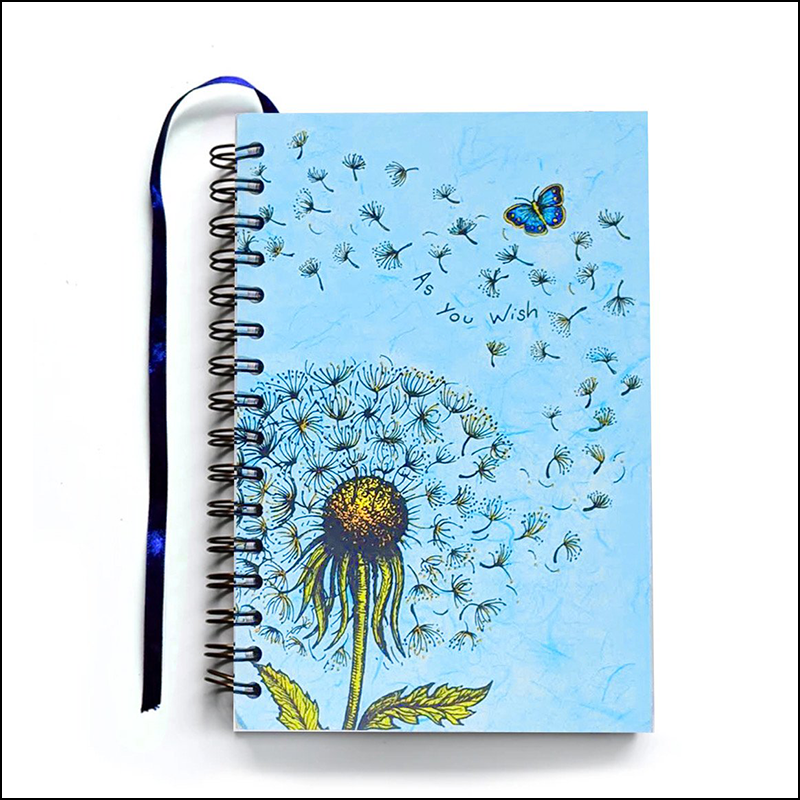 As You Wish Notebook