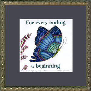 For Every Ending a Beginning