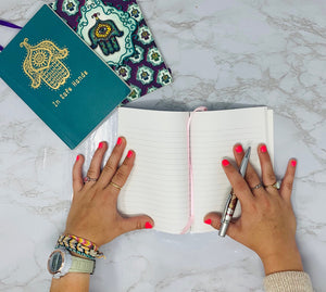 Hamsa Notebook Set